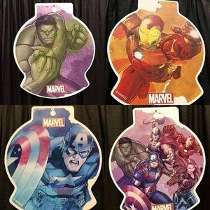 Scentsy Marvel Avengers Scent Circles Set